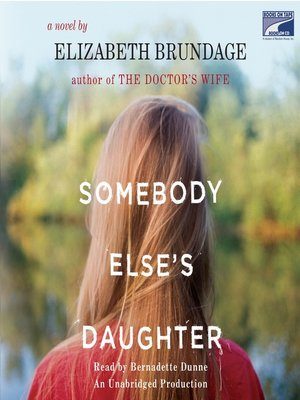 cover image of Somebody Else's Daughter