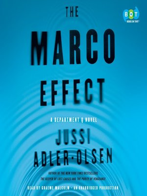 cover image of The Marco Effect