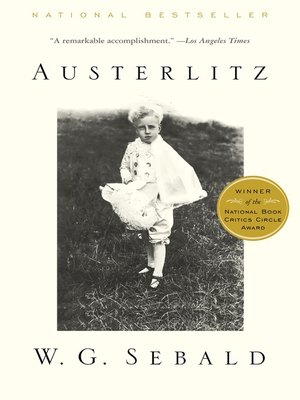 cover image of Austerlitz