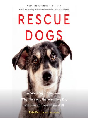 cover image of Rescue Dogs