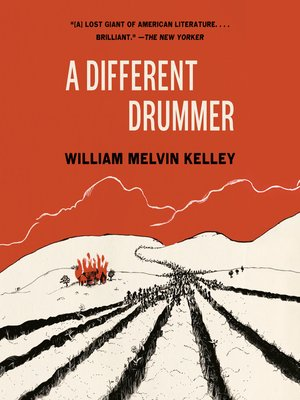 cover image of A Different Drummer