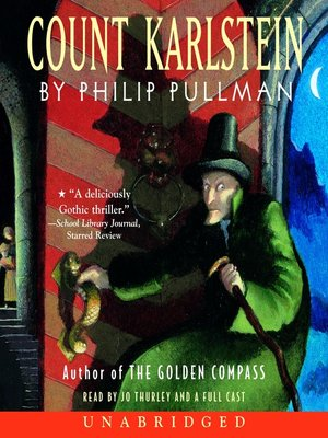 cover image of Count Karlstein