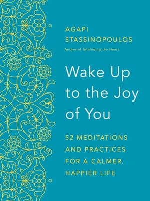 cover image of Wake Up to the Joy of You