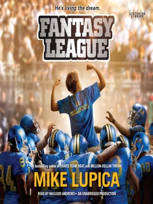 cover image of Fantasy League
