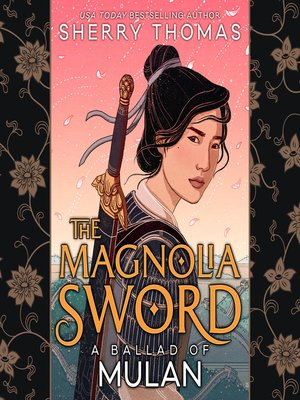 cover image of The Magnolia Sword