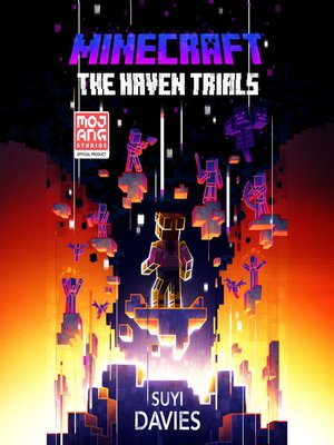 cover image of The Haven Trials: An Official Minecraft Novel
