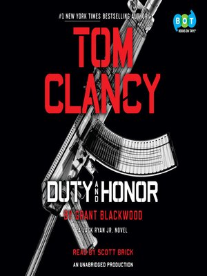 cover image of Duty and Honor