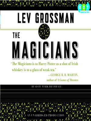 cover image of The Magicians