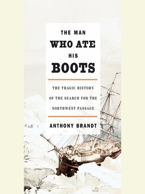 cover image of The Man Who Ate His Boots