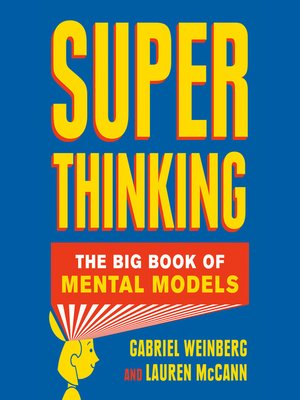 cover image of Super Thinking