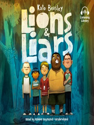 cover image of Lions & Liars