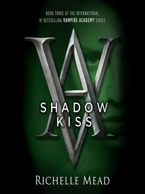 cover image of Shadow Kiss