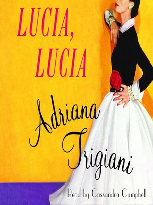 cover image of Lucia, Lucia