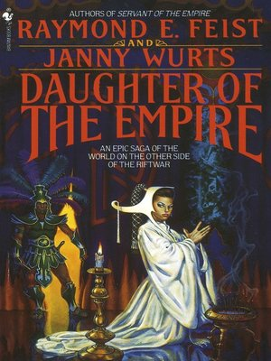 cover image of Daughter of the Empire