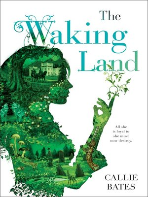 cover image of The Waking Land