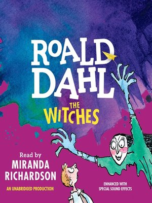 cover image of The Witches