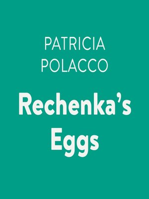 cover image of Rechenka's Eggs