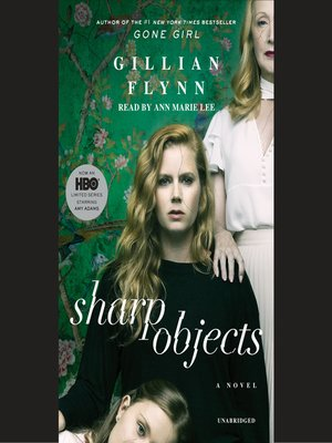 cover image of Sharp Objects