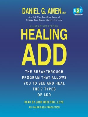cover image of Healing ADD Revised Edition