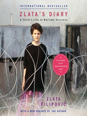 cover image of Zlata's Diary