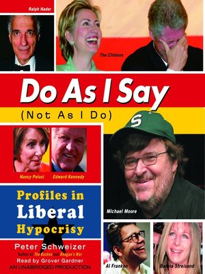 cover image of Do As I Say (Not As I Do)