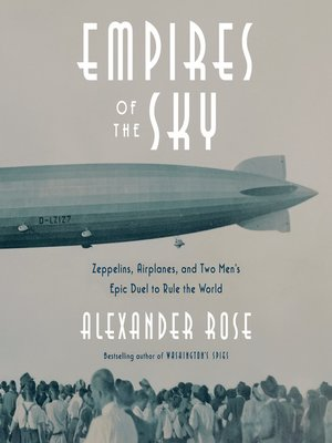 cover image of Empires of the Sky