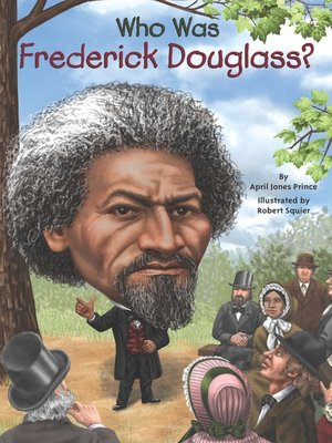 cover image of Who Was Frederick Douglass?
