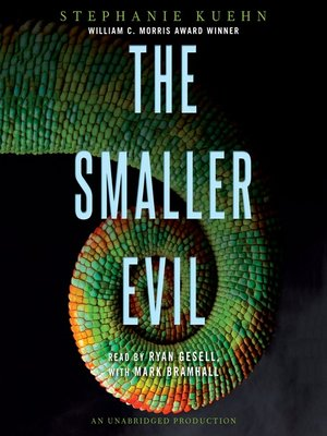 cover image of The Smaller Evil
