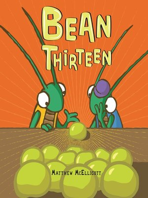 cover image of Bean Thirteen