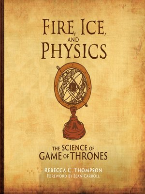 cover image of Fire, Ice, and Physics