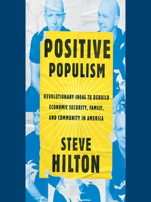cover image of Positive Populism