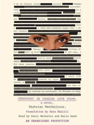 cover image of Censoring an Iranian Love Story
