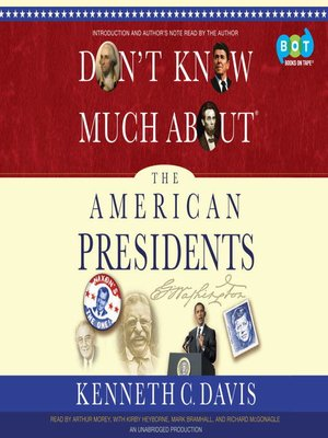 cover image of Don't Know Much About the American Presidents