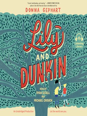 cover image of Lily and Dunkin