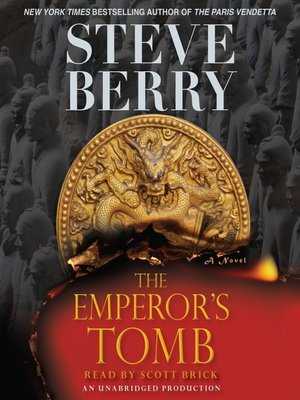 cover image of The Emperor's Tomb