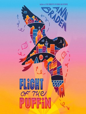 cover image of Flight of the Puffin