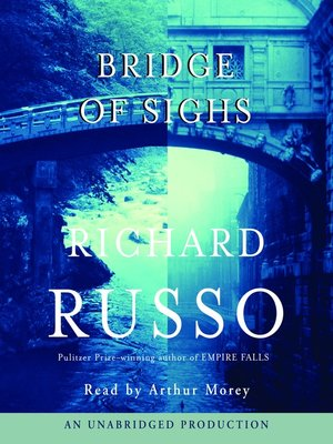 cover image of Bridge of Sighs