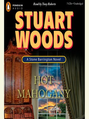 cover image of Hot Mahogany