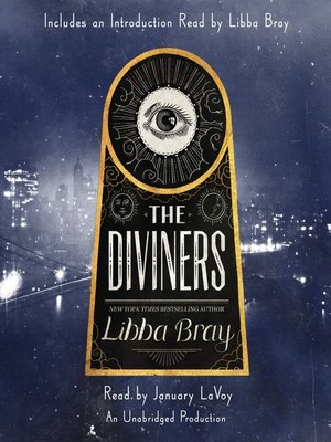 cover image of The Diviners
