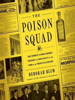 cover image of The Poison Squad