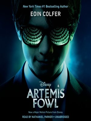 cover image of Artemis Fowl