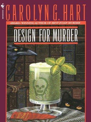 cover image of Design For Murder