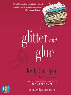 cover image of Glitter and Glue