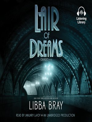 cover image of Lair of Dreams