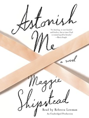 cover image of Astonish Me