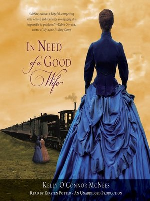 cover image of In Need of a Good Wife