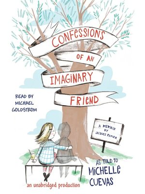 cover image of Confessions of an Imaginary Friend