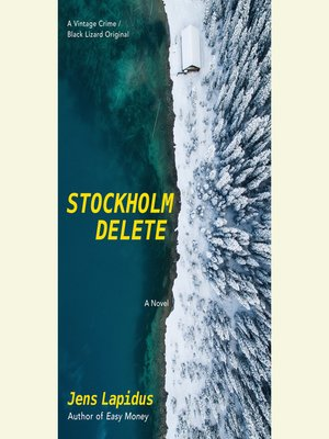 cover image of Stockholm Delete