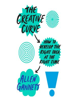 cover image of The Creative Curve