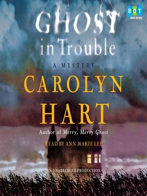 cover image of Ghost in Trouble